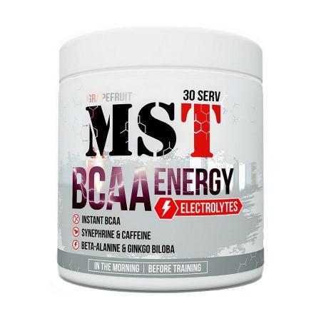 MST BCAA Energy, 330 грамм