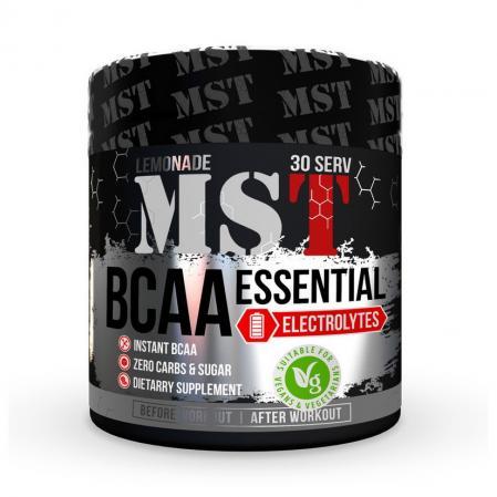 MST BCAA Essential electrolytes, 240 грам