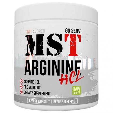 MST Arginine HCL, 300 грамм