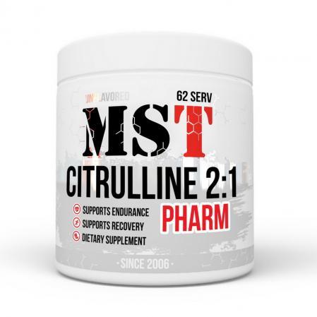 MST Citrulline 2:1, 250 грамм