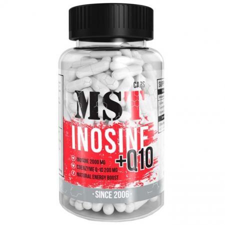 MST Inosine Q 10, 90 капсул