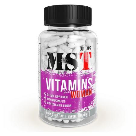 MST Vitamin for Women, 90 капсул