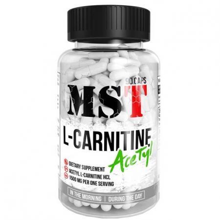 MST L-Carnitine Acetyl, 90 капсул