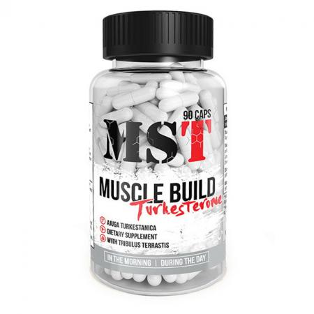 MST Muscle Build, 90 капсул