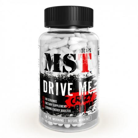MST Drive Me Crazy, 90 капсул