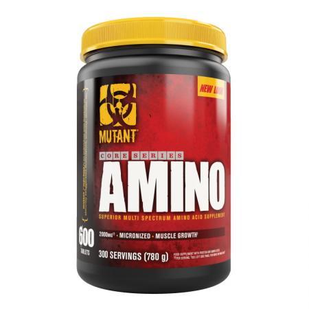 Mutant Amino, 600 таблеток