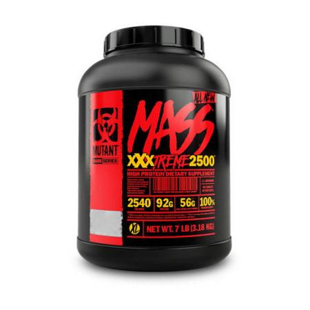 Mutant Mass Extreme 2500, 3.18 кг