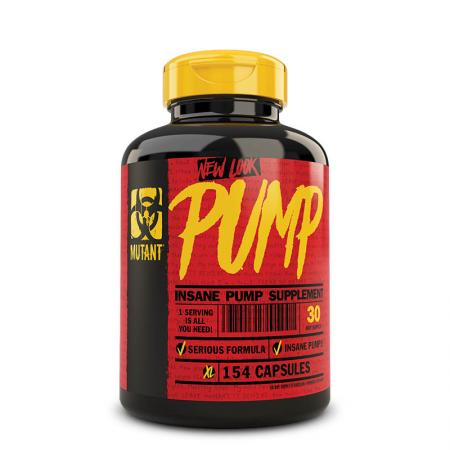 Mutant Pump, 154 капсул