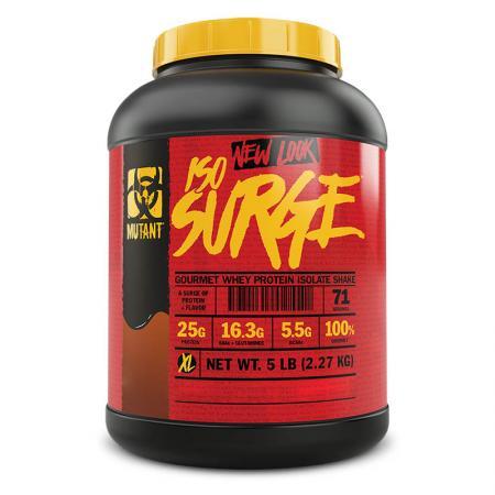 Mutant Iso Surge, 2.27 кг