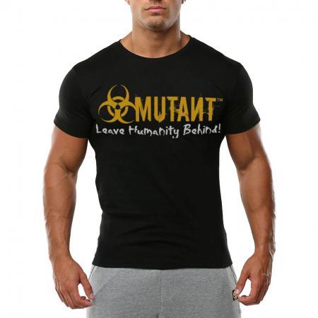 Футболка Mutant, черная