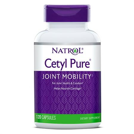 Natrol Cetyl Pure, 120 капсул