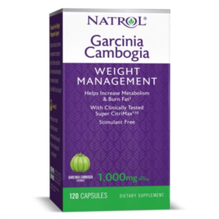 Natrol Garcinia Cambogia Super Citrimax®, 120 капсул