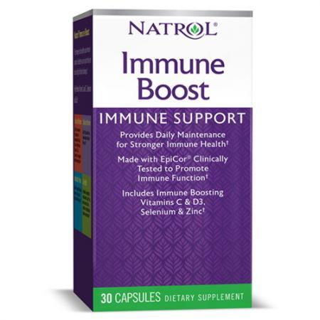 Natrol Immune Boost, 30 капсул