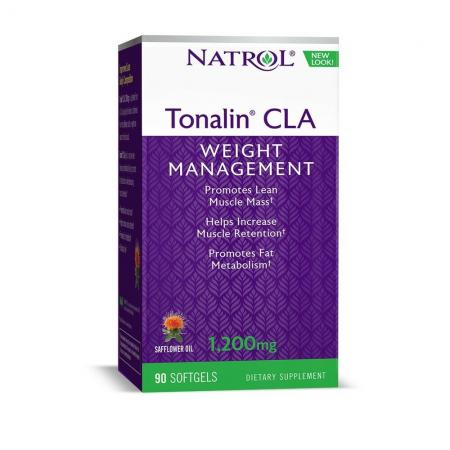 Natrol Tonalin CLA 1200mg, 90 - box