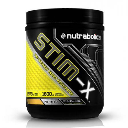 Nutrabolics Stim X, 180 грамм