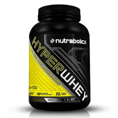 Nutrabolics HyperWhey, 2.2 кг