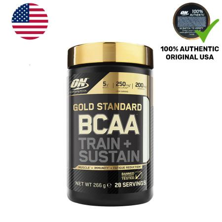 Optimum Gold Standard BCAA, 280 грамм