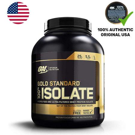 Optimum Gold Standard 100% Isolate, 2.3 кг