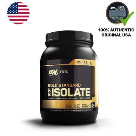 Optimum Gold Standard 100% Isolate, 730 грамм