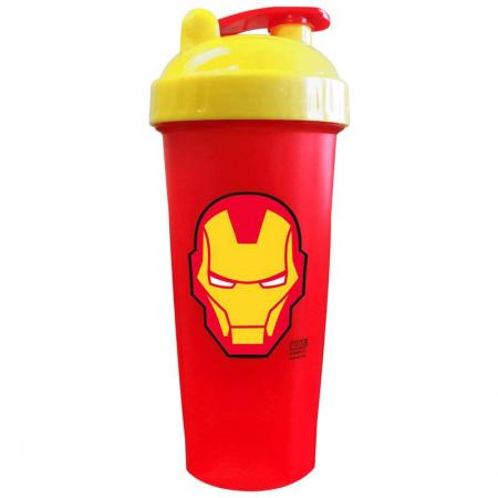 Perfect Shaker Hero Marvel 800 мл, Iron Man