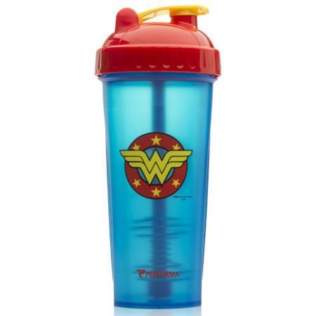 Perfect Shaker Hero DC 800 мл, Wonder Woman