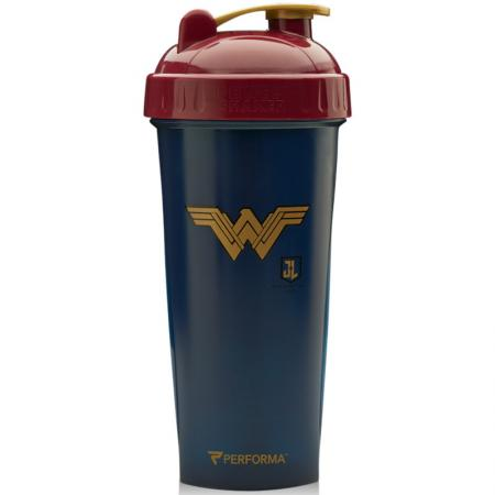 Perfect Shaker Hero Justice League 800 мл, Wonder Woman