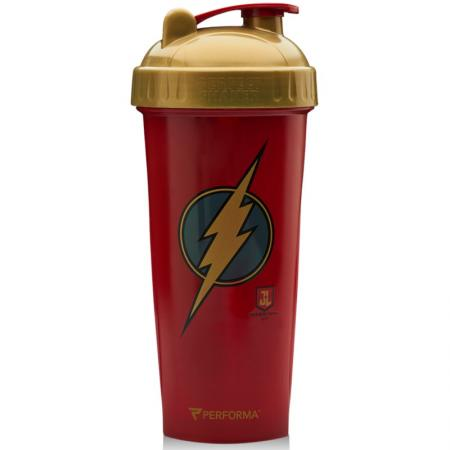 Perfect Shaker Hero Justice League 800 мл, Flash