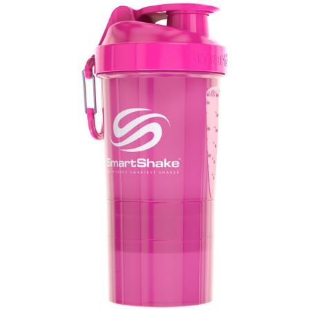 Smart Shake Original2GO 800 мл, розовый