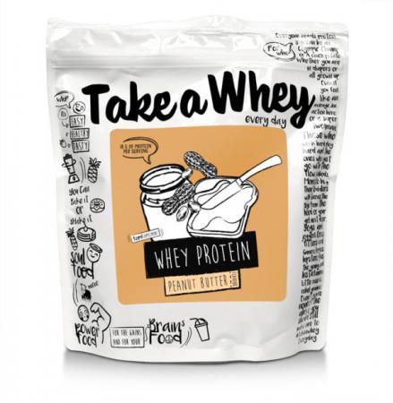 Take-a-Whey Blend, 907 грамм