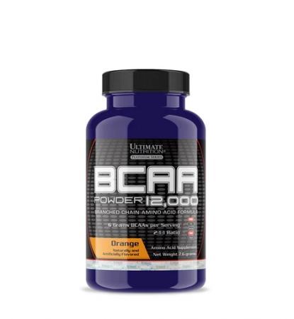 Ultimate BCAA 12 000 Powder, 7.6 грамм