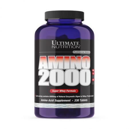 Ultimate Amino 2000, 330 таблеток