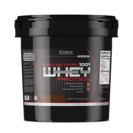 Ultimate Prostar 100% Whey Protein, 4,54 кг