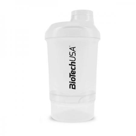 Biotech Wave + Nano Shaker 300 мл, белый