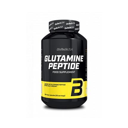 BioTech Glutamine Peptide, 180 таблеток