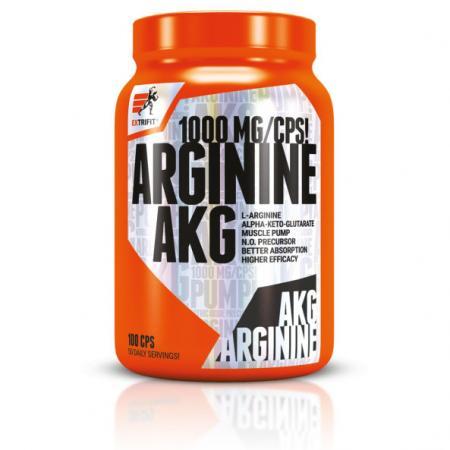 Extrifit Arginine AKG 1000 mg, 100 капсул