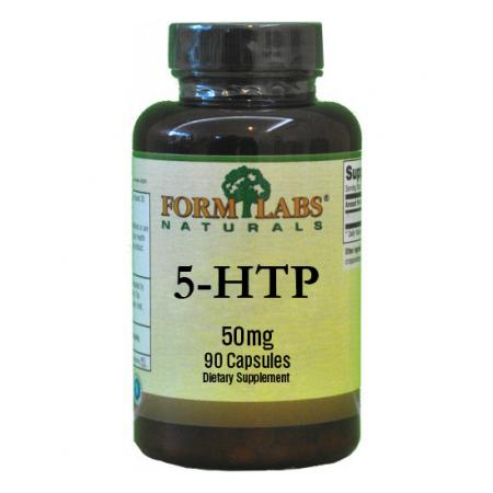 Form Labs 5-HTP 50 mg, 90 капсул