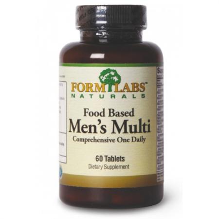 Form Labs Food Based Mens Multi, 120 таблеток
