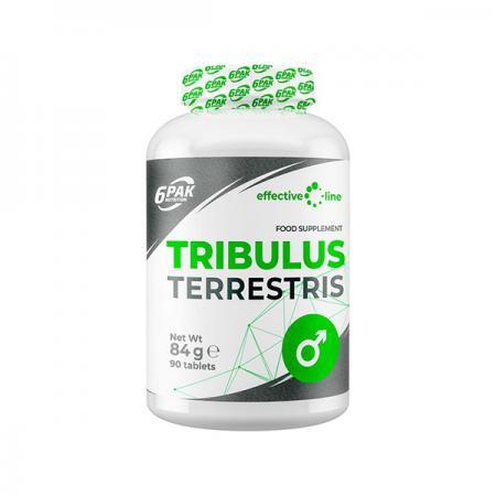 6PAK Nutrition Tribulus Terrestris, 90 таблеток - Effective Line