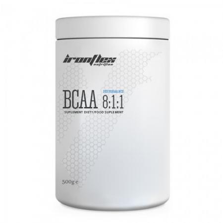 IronFlex BCAA 8-1-1 Performance, 500 грамм