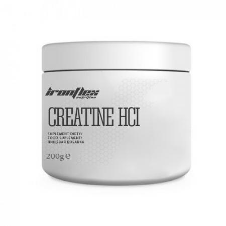 IronFlex Creatine HCL, 200 грамм