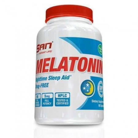 SAN Melatonin 5 mg, 90 капсул