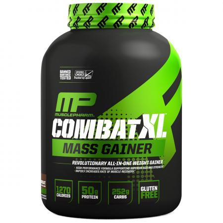 MusclePharm Combat XL Mass Gainer, 2,7 кг