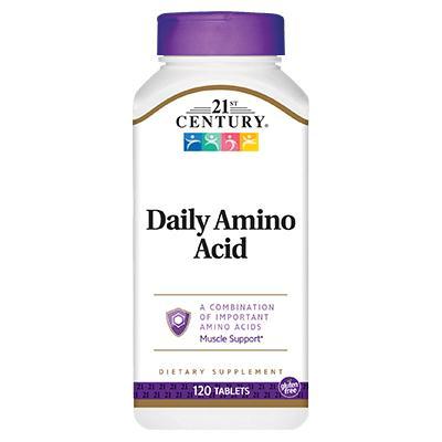 21st Century Daily Amino Acid, 120 таблеток