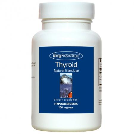 Allergy Research Group Thyroid, 100 капсул