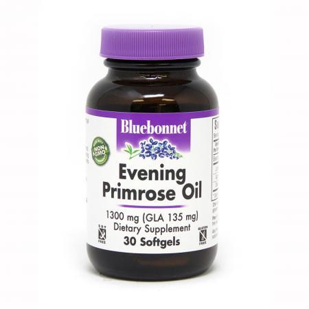 Bluebonnet Evening Primrose Oil 1300 mg, 30 капсул
