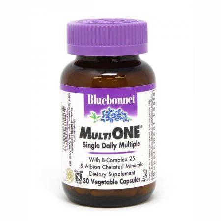 Bluebonnet Multi ONE, 30 вегакапсул
