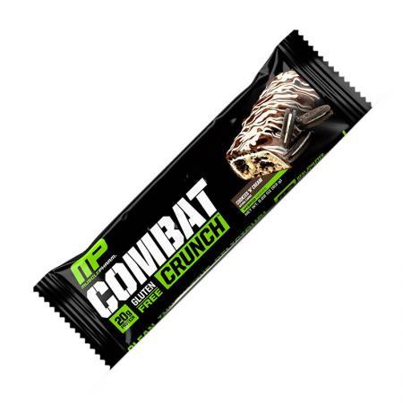 MusclePharm Combat Crunch Bar, 63 грамма