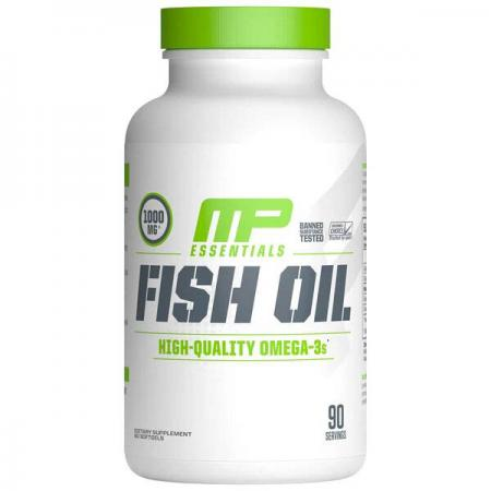 MusclePharm Fish Oil, 90 капсул