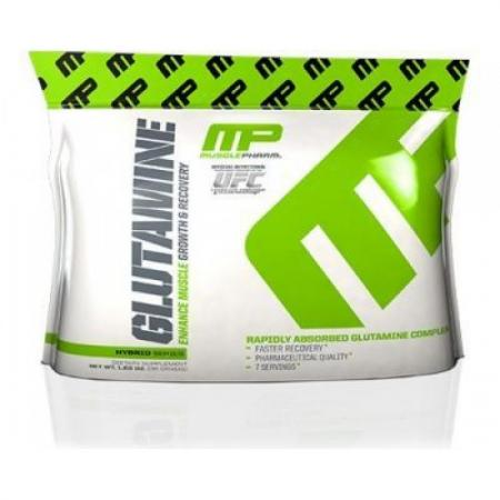 MusclePharm Glutamine, 35 грамм