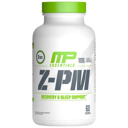 MusclePharm Z-Core PM, 60 капсул